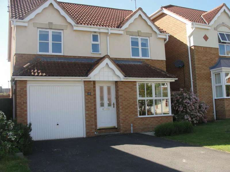4 Bedrooms Detached House for rent in Turnpike Close, Market Harborough