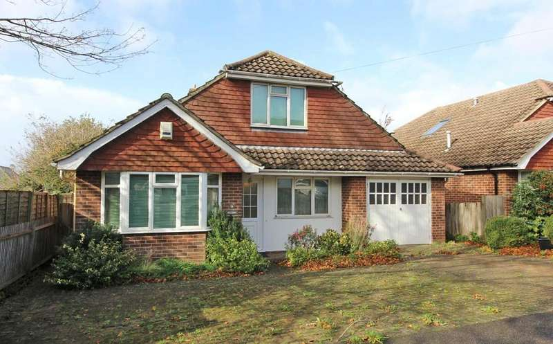 4 Bedrooms Chalet House for sale in Surrenden close, Brighton BN1