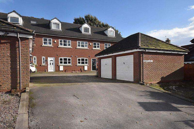 4 Bedrooms Mews House for sale in Mere Lane, Pickmere