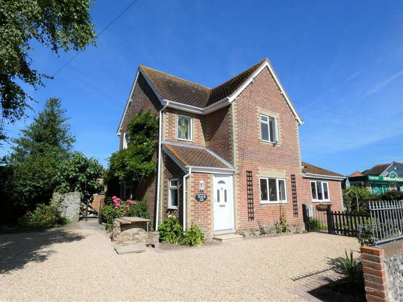 4 Bedrooms Detached House for sale in Westergate Street, Westergate PO20