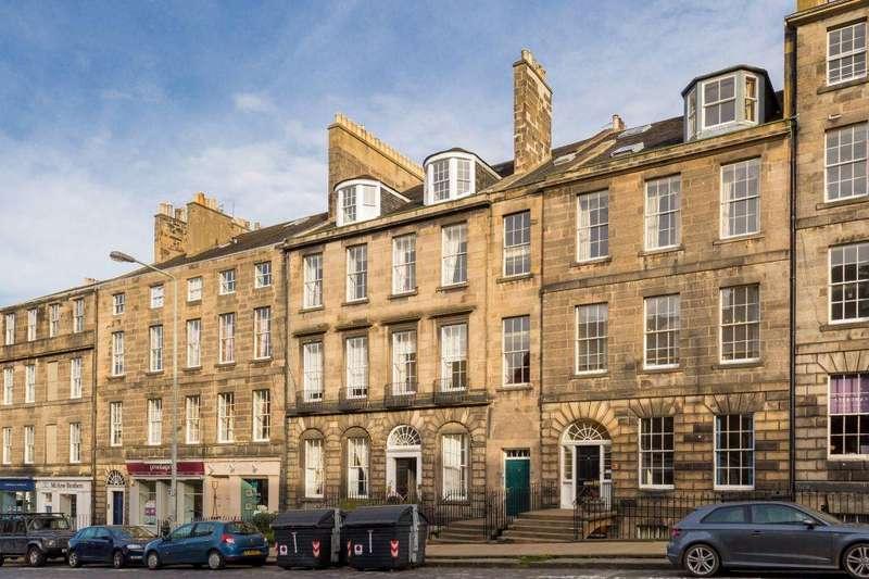 4 Bedrooms Flat for sale in 11/4 Howe Street, New Town, Edinburgh, EH3 6TE