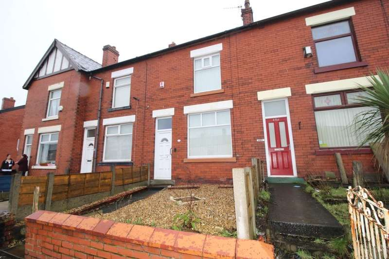 2 Bedrooms Property for sale in Wigan Road, Bolton, BL3