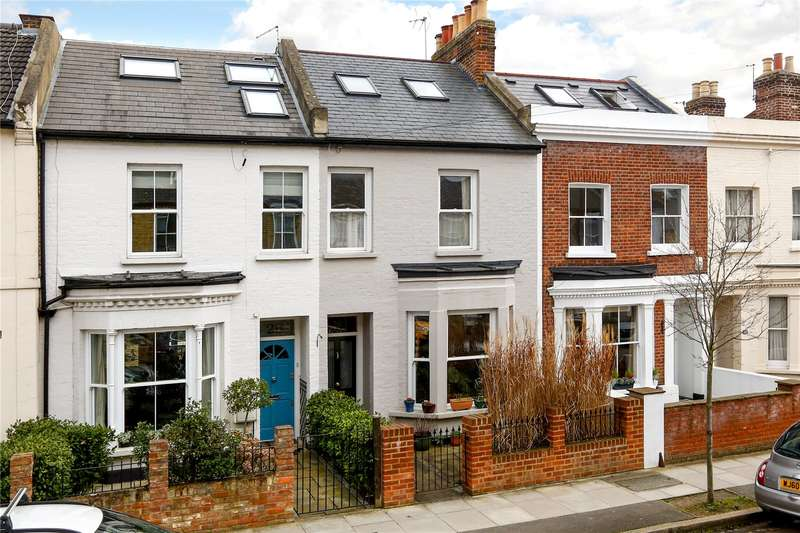 4 Bedrooms Terraced House for sale in Graham Road, London, SW19