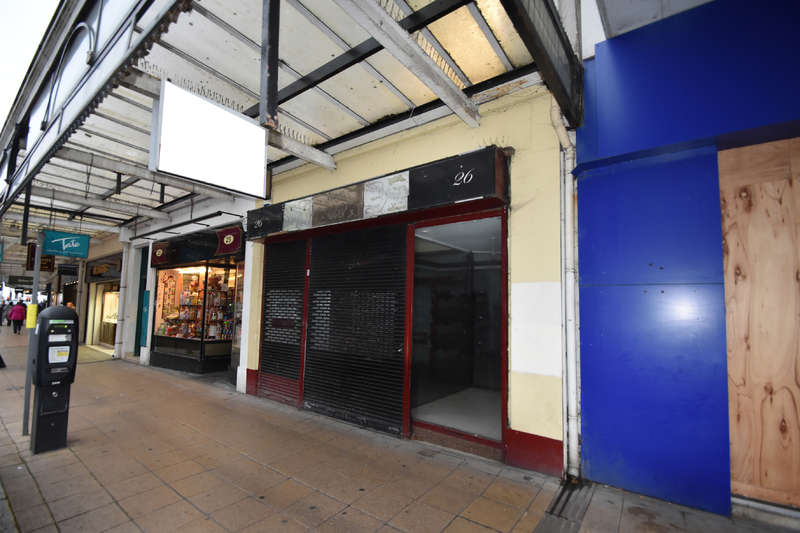 Shop Commercial for rent in 26 Westover Road, Bournemouth, Dorset BH1 2BZ