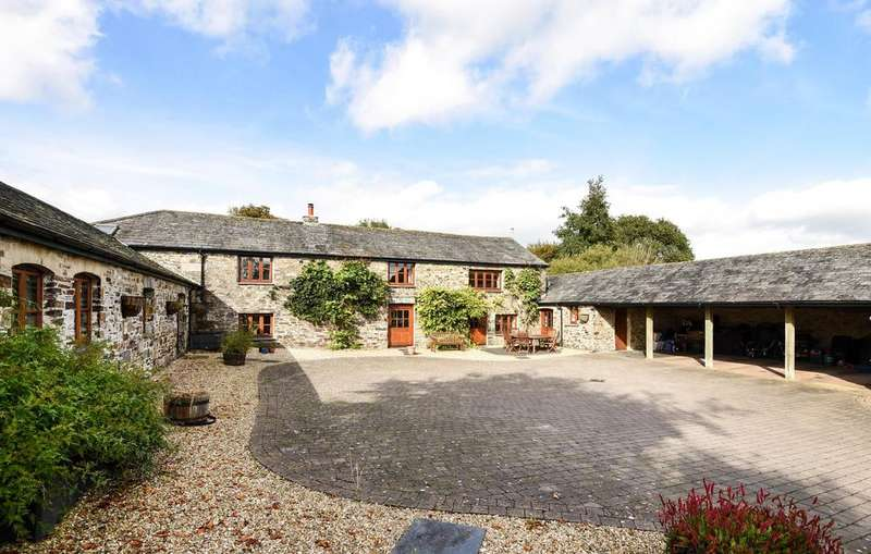 5 Bedrooms Equestrian Facility Character Property for sale in Lower Bamham, Polson