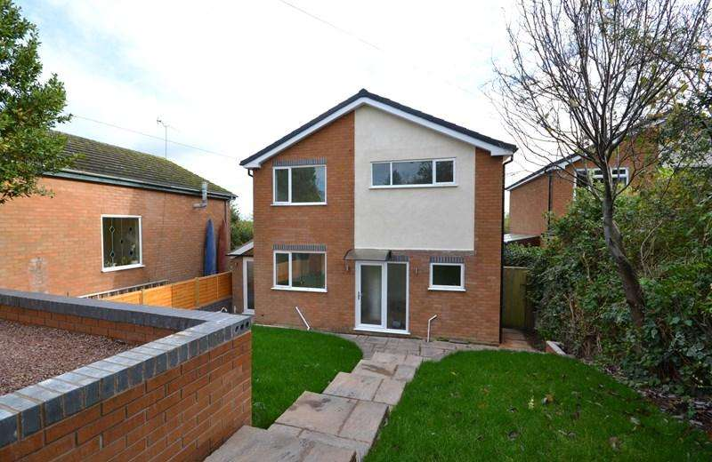 3 Bedrooms Detached House for sale in Forest Close, Bewdley
