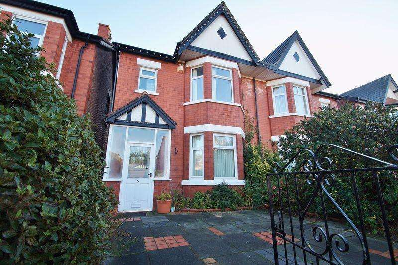4 Bedrooms Semi Detached House for sale in Bengarth Road, Southport