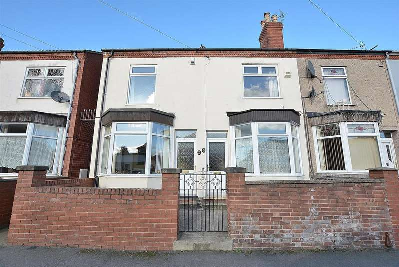 2 Bedrooms Terraced House for sale in Francis Street, Mansfield