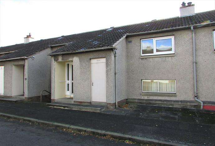 3 Bedrooms Terraced House for sale in 12 Hamilton Road, Hawick, TD9 8AP