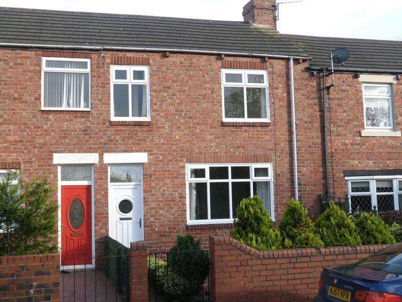 2 Bedrooms Terraced House for rent in Park Road, Ashington, Two Bedroom Terraced House