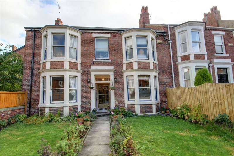 4 Bedrooms End Of Terrace House for sale in The Avenue, Durham City, DH1