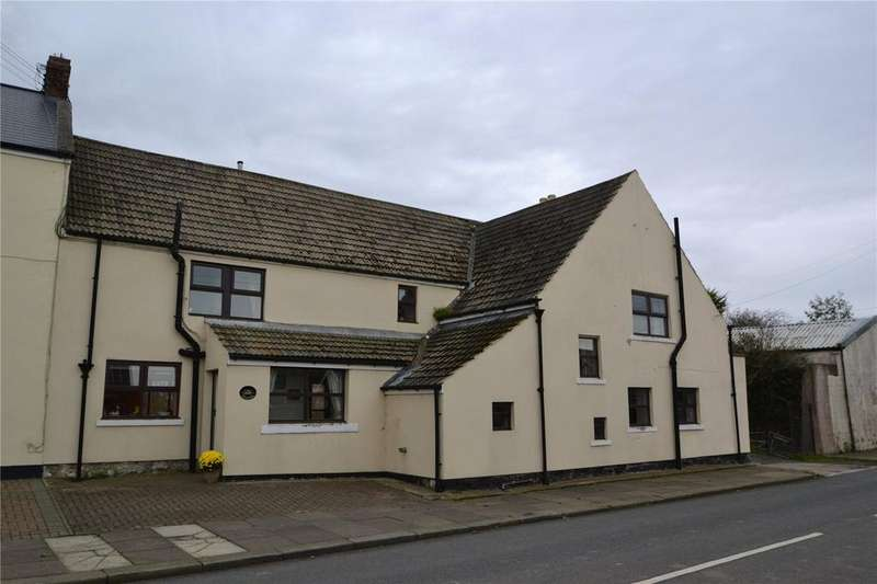 4 Bedrooms Semi Detached House for sale in Hutton Henry, Hartlepool, TS27