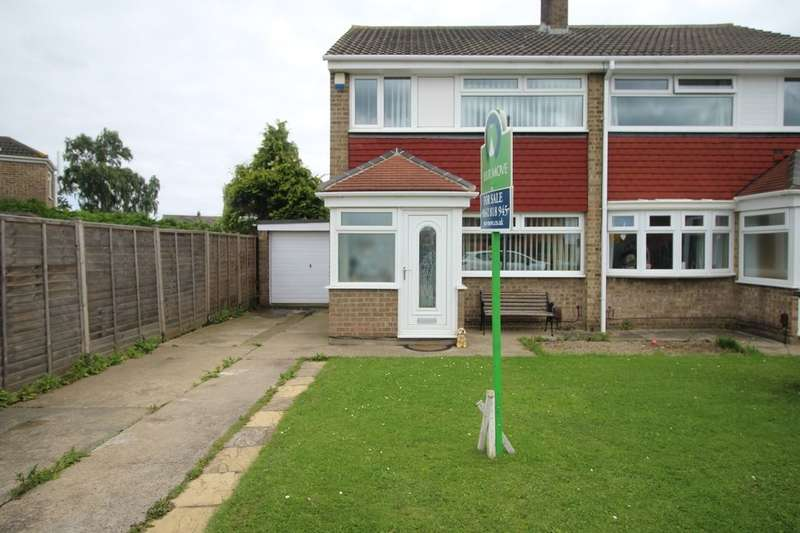 3 Bedrooms Semi Detached House for sale in Carlbury Avenue, Middlesbrough, TS5