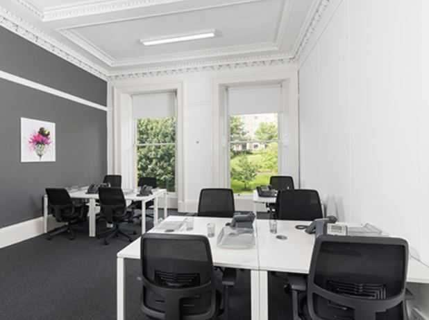 Office Commercial for rent in Woodside Place, Glasgow