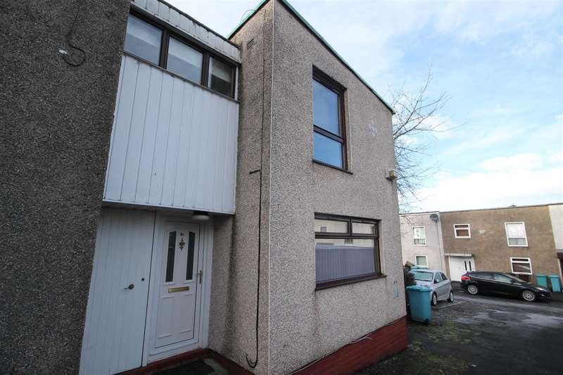 2 Bedrooms Terraced House for sale in Lennox Road, Seafar, Cumbernauld
