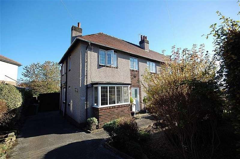 3 Bedrooms Semi Detached House for sale in Kennedy Avenue, Fixby, Huddersfield, HD2