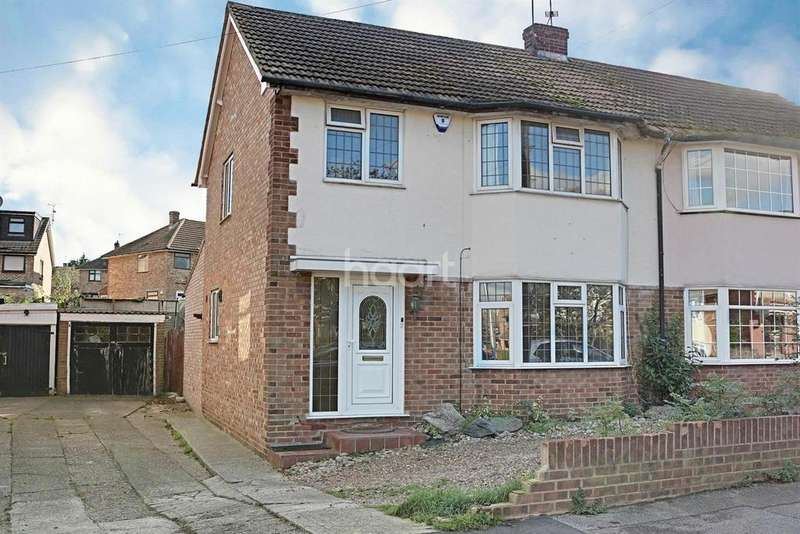 3 Bedrooms Semi Detached House for sale in Rolvenden Road, Strood, ME2