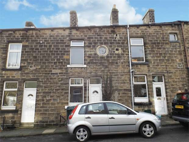 3 Bedrooms Terraced House for sale in Aire View, Silsden, Keighley, West Yorkshire