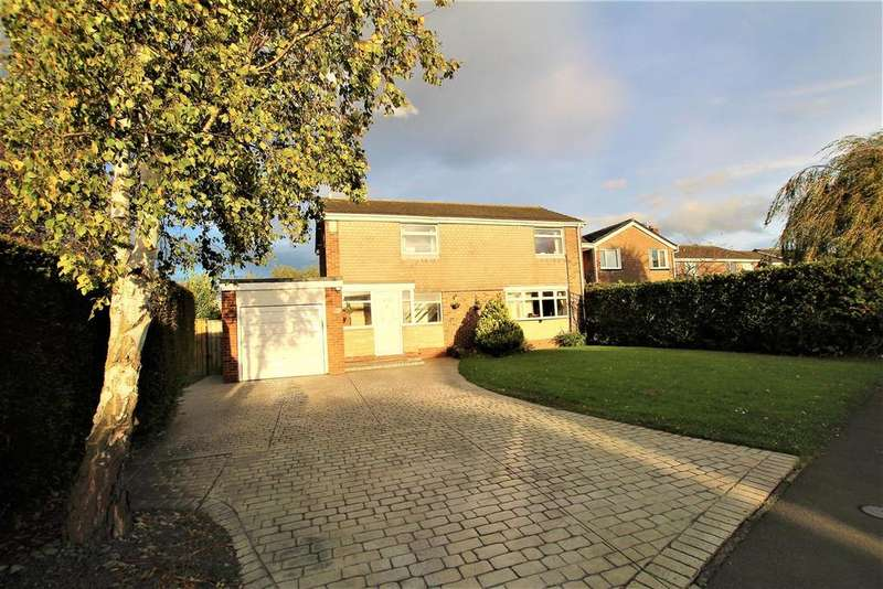 4 Bedrooms Detached House for sale in Glaisdale Road, Yarm