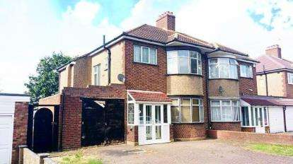 3 Bedrooms Semi Detached House for sale in Rise Park, Romford, Havering