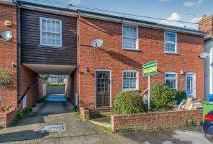 2 Bedrooms Terraced House for sale in Plantation Road, Faversham, Kent, Uk