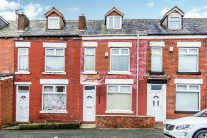 3 Bedrooms Terraced House for sale in Rishton Lane, Great Lever, Bolton, Greater Manchester, BL3