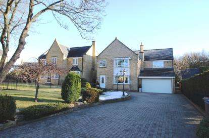 4 Bedrooms Detached House for sale in Marwell Drive, Washington, Tyne and Wear, NE37