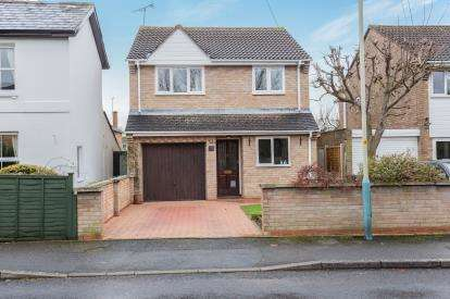 4 Bedrooms Detached House for sale in Wards Road, Up Hatherley, Chetlenham, Gloucestershire