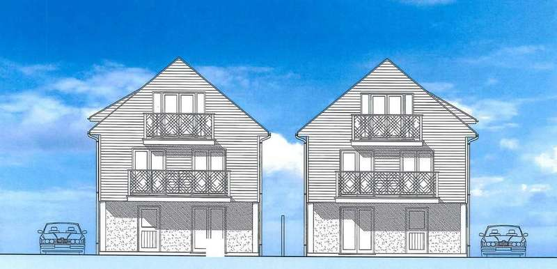 Land Commercial for sale in First Avenue, Off Sea Road, Camber, East Sussex TN31 7RR