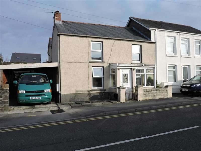 3 Bedrooms End Of Terrace House for sale in Cwmgarw Road, Upper Brynamman