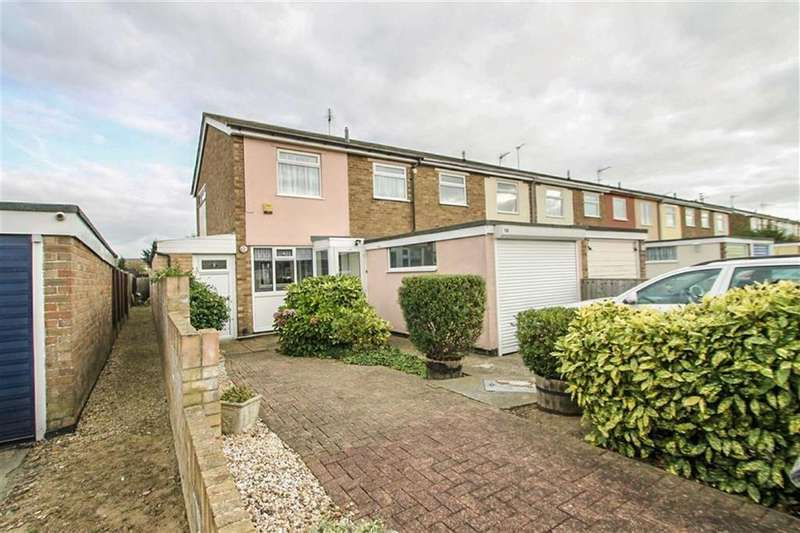 3 Bedrooms Semi Detached House for sale in Stanley Road, Clacton-on-Sea