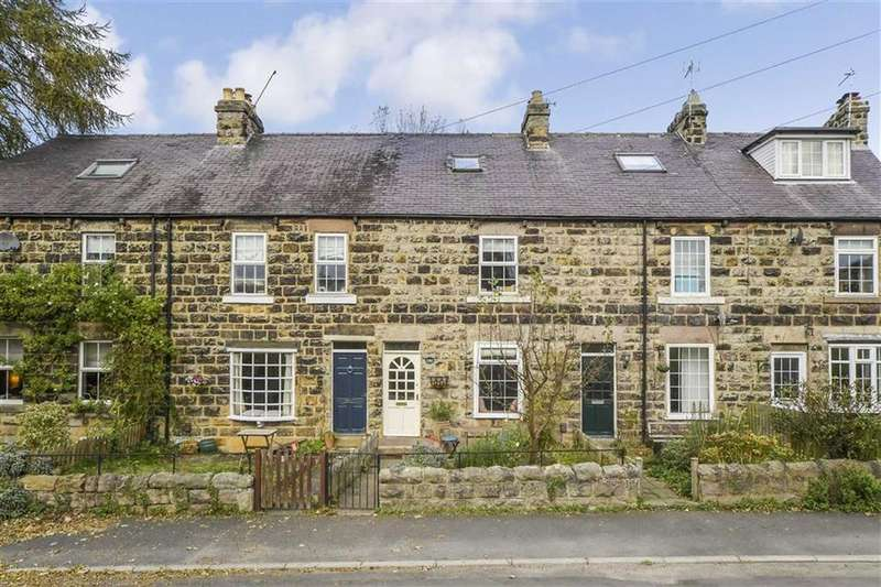 3 Bedrooms Terraced House for sale in Knox Lane, Harrogate, North Yorkshire