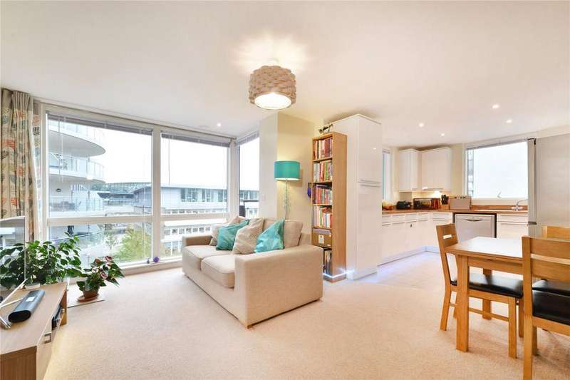 2 Bedrooms Flat for sale in Jantzen House, Ealing Road, Brentford, Middlesex