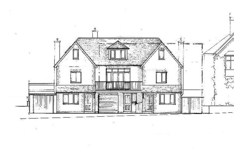 Property for sale in Barford Lane Churt, Farnham