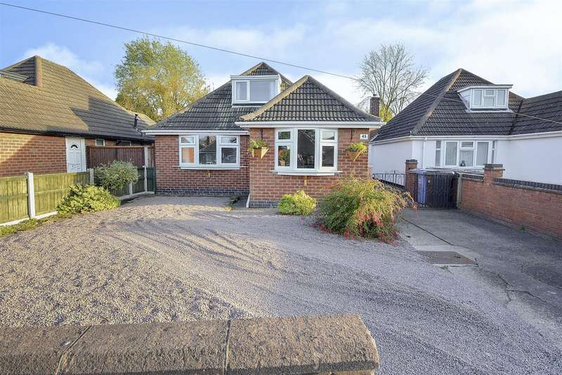 3 Bedrooms Chalet House for sale in Manchester Street, Long Eaton