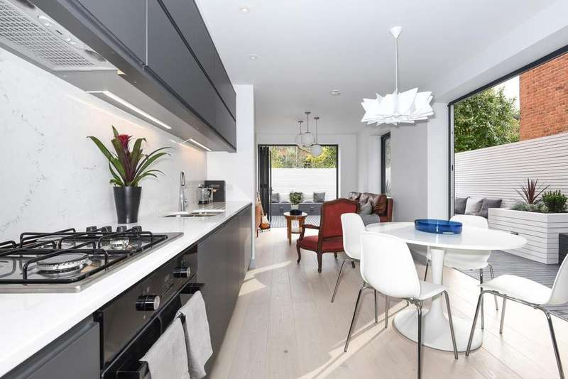 2 Bedrooms Flat for sale in Dickenson Road, Crouch End