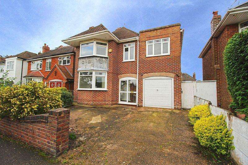 4 Bedrooms Detached House for sale in High Park Crescent, SEDGLEY
