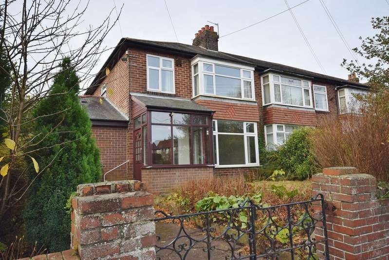 3 Bedrooms Semi Detached House for sale in Grange Road, Stamfordham, Newcastle upon Tyne, NE18