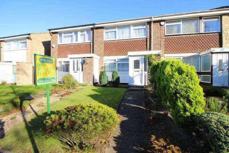 3 Bedrooms Terraced House for sale in Langford Place, Sidcup, DA14 4AZ