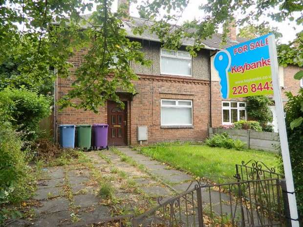 3 Bedrooms End Of Terrace House for sale in Ballantyne Road, Clubmoor, L13