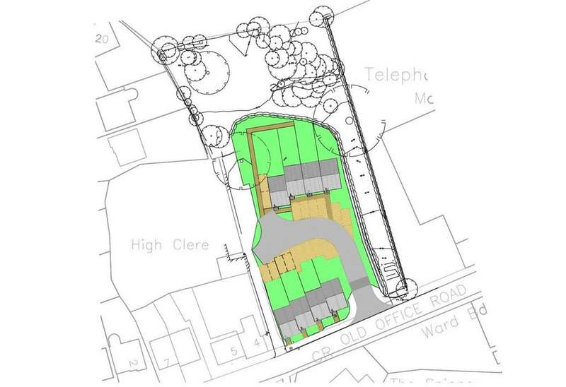 Plot Commercial for sale in Building Plot, Sundown, Old Office Road, Dawley, Telford, TF4