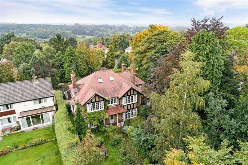 5 Bedrooms Detached House for sale in Duchy Road, Harrogate, North Yorkshire