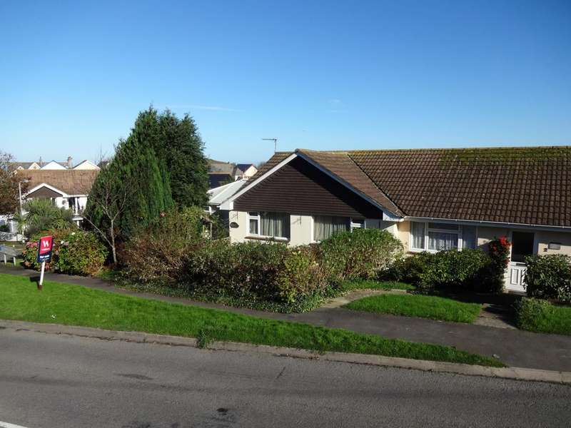 2 Bedrooms Semi Detached Bungalow for sale in Willow Close, Ilfracombe