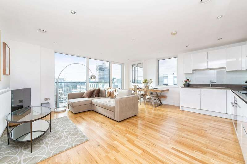 3 Bedrooms Penthouse Flat for sale in Jubilee Court Greenwich SE10