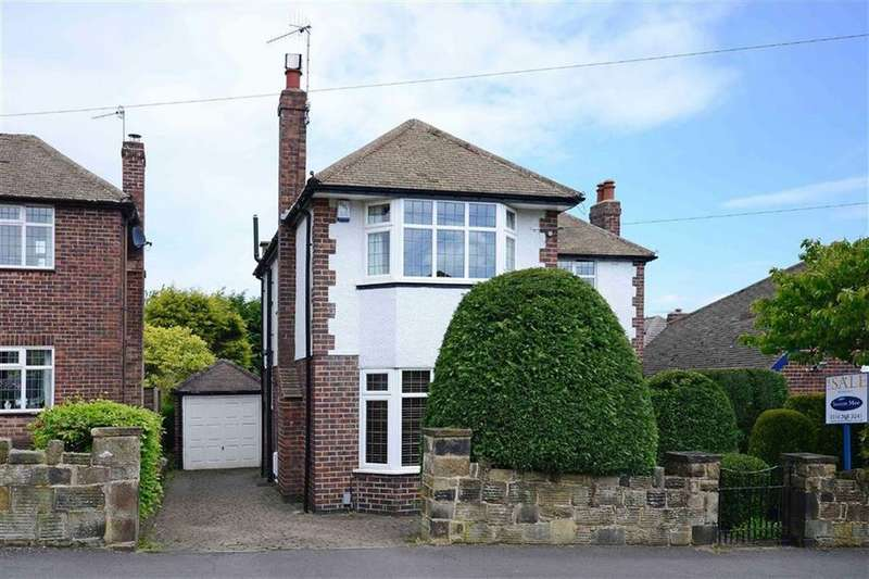 3 Bedrooms Detached House for sale in 4, Sunningdale Mount, Ecclesall, Sheffield, S11