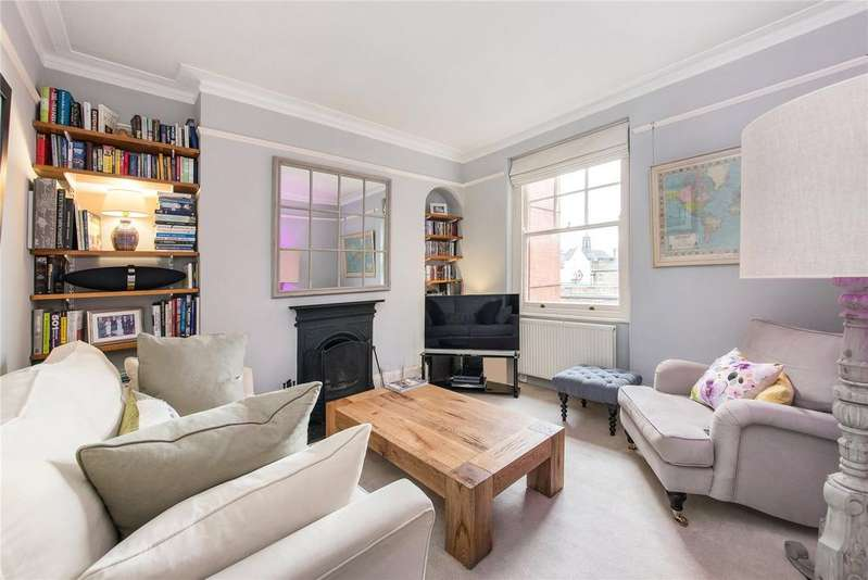 1 Bedroom Flat for sale in Arundel Mansions, Kelvedon Road, Parsons Green, Fulham, SW6