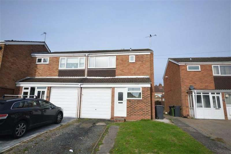 3 Bedrooms End Of Terrace House for sale in Joseph Luckman Road, Bedworth
