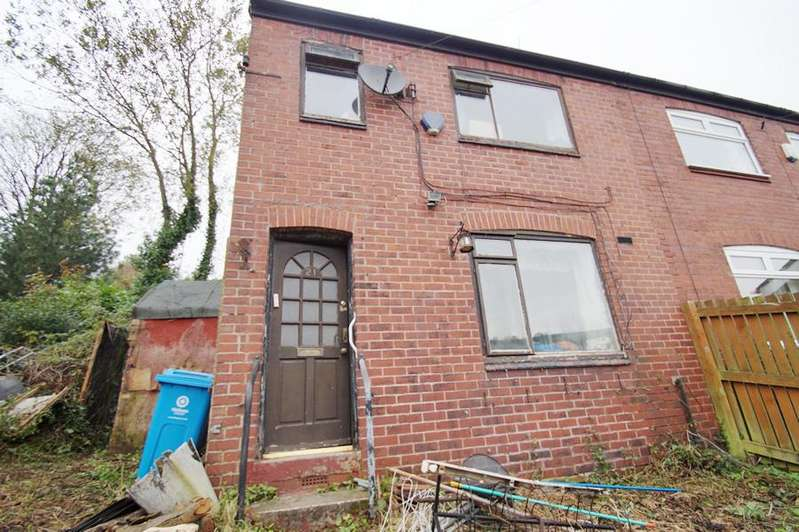 3 Bedrooms Semi Detached House for sale in Hill End Rd, Delph OL3