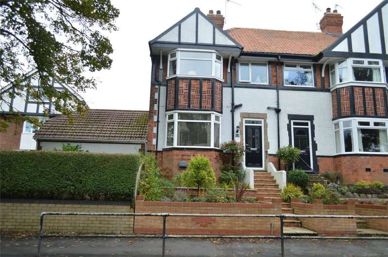 3 Bedrooms End Of Terrace House for sale in 10 Cliff Road, Hornsea