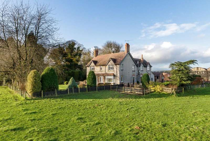 7 Bedrooms Farm House Character Property for sale in Wrenbury Hall Drive, Wrenbury
